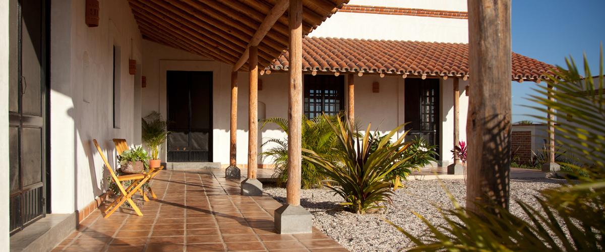 The Houses of San Juanico